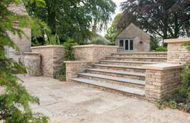 External Stone Flooring