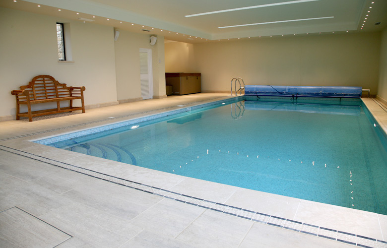 Pool Floor Area Interior Stone Natural Stone Suppliers Uk